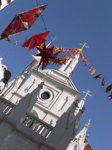 トリヴァンドラムは教会が多い