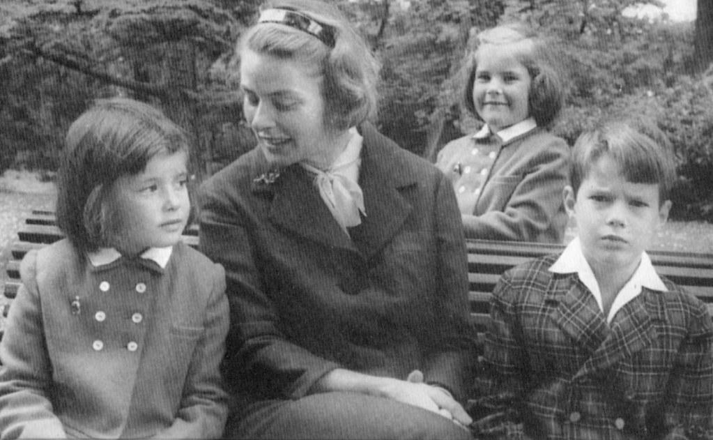Ingrid Bergman pregnant
