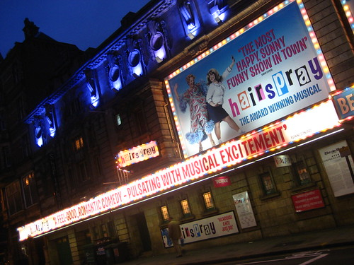 Hairspray the Musical @ Shaftesbury Theatre, London