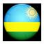 Flag of Rwanda PNG Icon