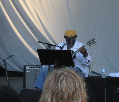 James Blood Ulmer @ Brisbane Riverstage, All Tomorrow's Parties