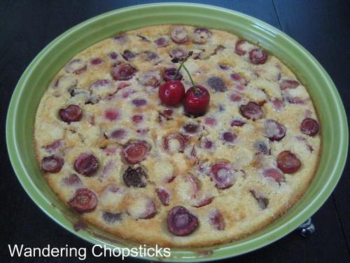 Clafoutis aux Cerises (French Cherry Clafouti) 5