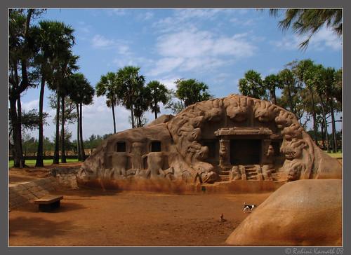 TigerCave, Mahabalipuram