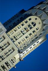 New york, Chrysler Building (meunierd) Tags: world city blue newyork building skyscraper downtown state centre group cities best bleu empire chrysler flatiron ville metropole edifice trekker gratteciel flickrs megapole internationalflickrawards