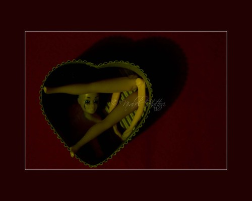 I've been locked inside your heart-shaped box for weeks...