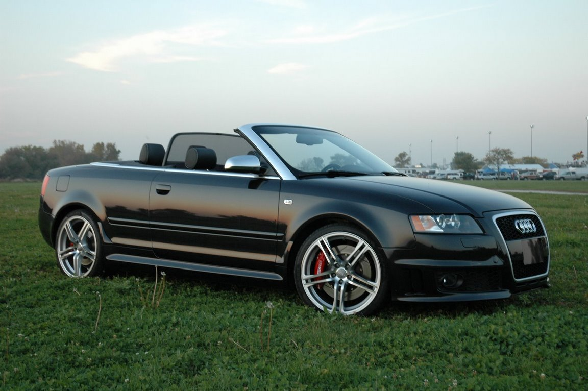 Audi S4 B6 Convertion Kit To Rs4 Or B7