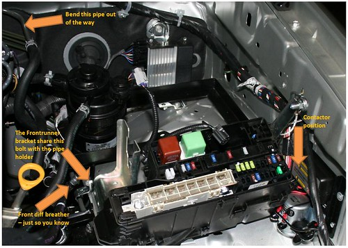 Fortuner National Luna Dual Battery Kit Fitment Toyota Fortuner Fuse Box Location Toyota Fortuner Cigarette Lighter Fuse Location 2012 Toyota Hilux Fuse Box Layout