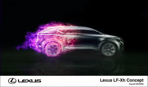 lexus lf xh water - photo #4