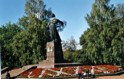 Калининград Mother Russia, Kaliningrad 2003 ©  sludgegulper