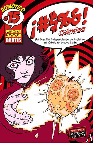 ¡#$%&! cómics #15