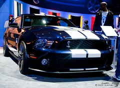 2010 Ford Mustang - Shelby GT500 (Bengal55) Tags: new ford snake shelby mustang 2010 gt500 shelbygt500 washingtonautoshow 540hp