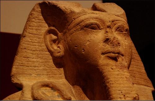 2007_0826_104832AA Egyptian Museum, Munich por Hans Ollermann.