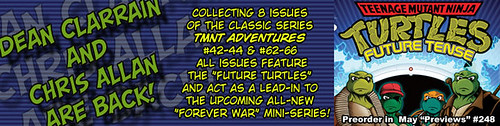 """ TMNTA ' Future Tense ' "" - banner [[ Via Ninja Turtles.com ]]"