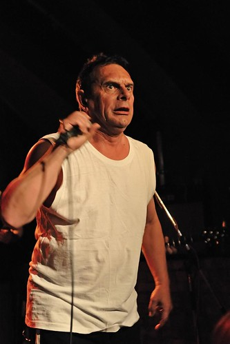Rock gegen Regen Konzertmarathon - Mark Foggo