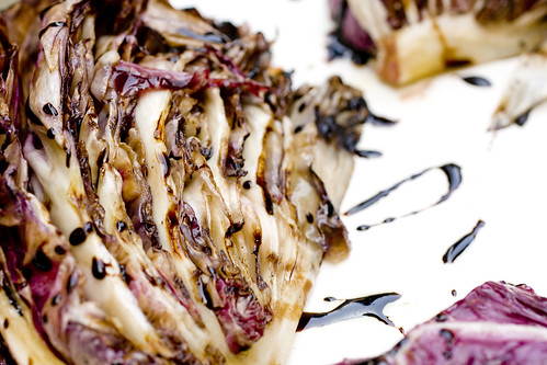 Grilled Radicchio with Balsamic Reduction 5