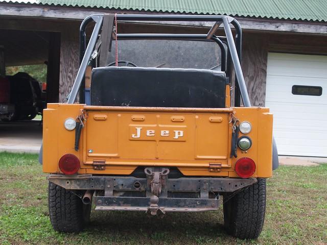 jeep 1973 cj6