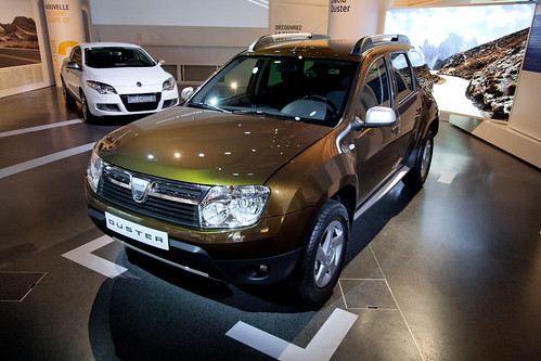 Dacia Duster Resimleri.