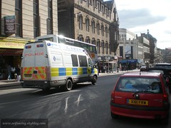 iveco Daily (seifracing) Tags: seifracing police scoland glasgow uk ivco mercedes bmw tunisia tunis sniper sf09cnv