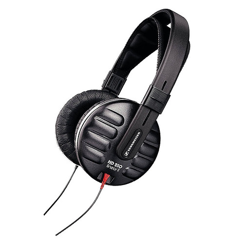 Sennheiser HD 250 II Linear headphones