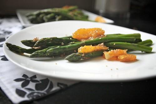 asparagus!
