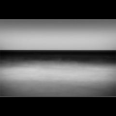 Crashing Wave (Monk-76) Tags: longexposure bw monochrome oregon coast blackwhite nikon waves waterblur