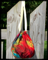 Tie Dye  -  Chaco Project Bag