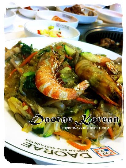 Daorae Korean BBQ Restaurant at Bayan Lepas, Penang