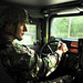 British troops work alongside National Guard in flooding operations