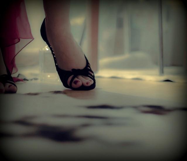 Luz para mis pasos