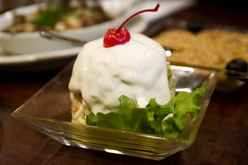Salad Stolichniy