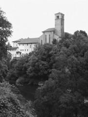 cividale (janiejones_75) Tags: trees bw tower alberi river torre fiume medievale biancoenero cividale cividaledelfriuli