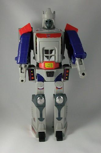 Transformers Galvatron (G1) - modo robot