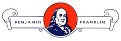 Electric Ben (Depression Press) Tags: blue red usa white america vintage logo stars franklin design us 1930s log election graphic decorative united president politics border banner ornament seal badge printing americana benjamin states letterpress patriotism benfranklin jackblack 2008election depressionpress typecut drunkenhistory