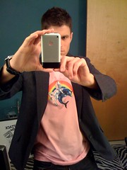 Unicorn / Dolphin Love. Too hot for TV. (kevinpereira) Tags: moblog kevin iphone pereira