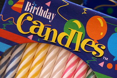 Birthday Candles (j.towbin ©) Tags: birthday pink blue white macro green yellow colorful candles stripes vivid happybirthday birthdaycandles birthdaybling allrightsreserved© macromondays allrightsreserved©