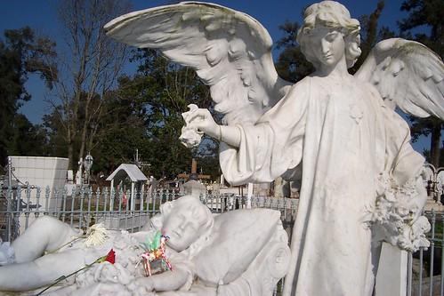 Ángel de la Guarda monumento