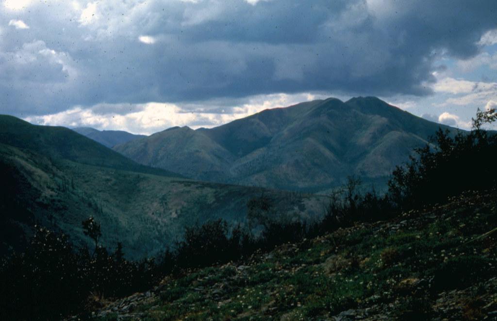 The Alaskan Interior. July 1986.