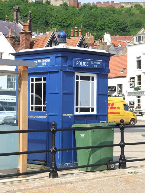 Police Box - where is The Doctor