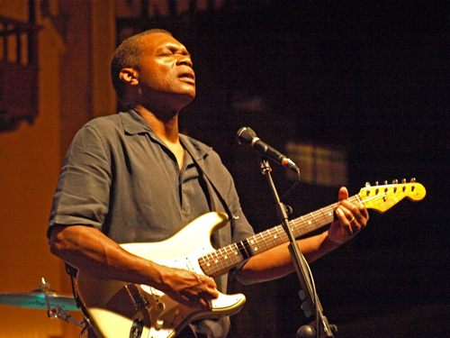 The Robert Cray Band play Santa Blues in Tenerife
