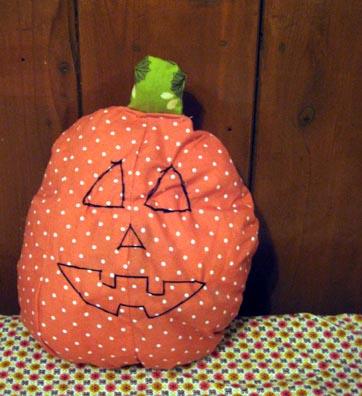 Andrew's Pumpkin