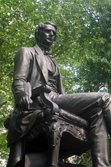 NYC: Madison Square Park - William H. Seward Statue by wallyg, on Flickr