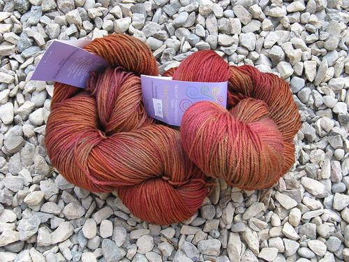 Smooshy for weaving