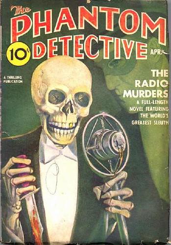 the radio murders