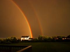 Secondary Rainbow II