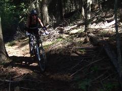 DSCF2414 (Jason Van Horn) Tags: trails ashland bti superd toothpicktrail mountashland martystrail downhillmoutainbiking