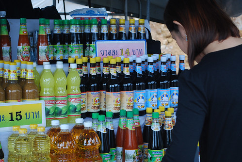 Thai products for Cambodian market