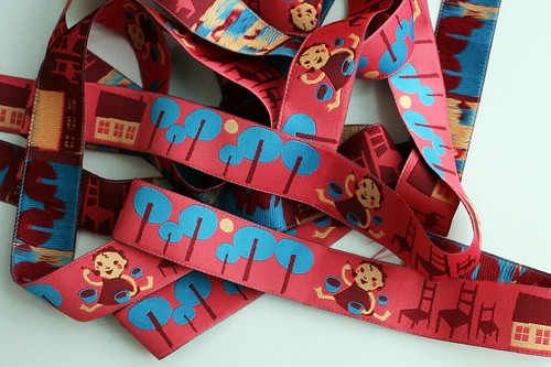 new ribbon!