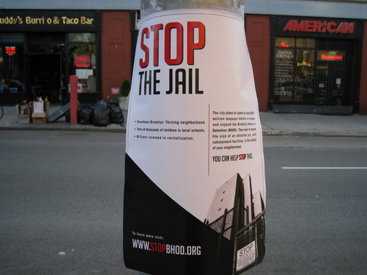 Stop the Jail