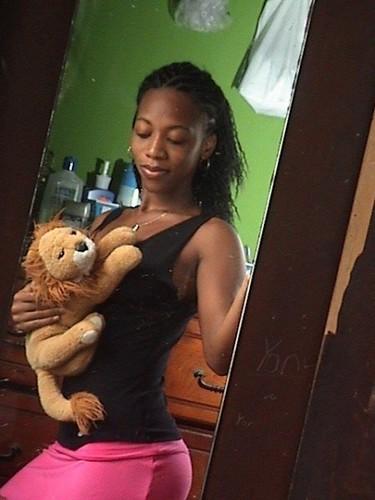 me & my baby