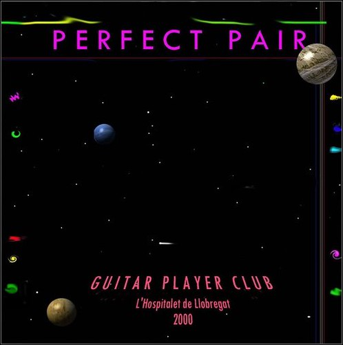 Perfect Pair - guitar player club - CD 500